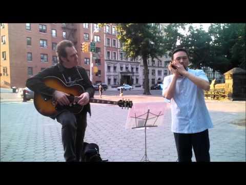 Jia-Yi He, Harmonica - Make Music NY Festival
