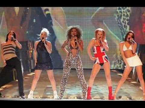 Spice Girls - Move Over (Try Mix)