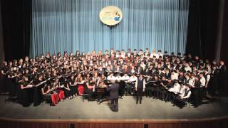 Make a Joyful Noise Unto the Lord by J. Baity, ISC Choir 2015