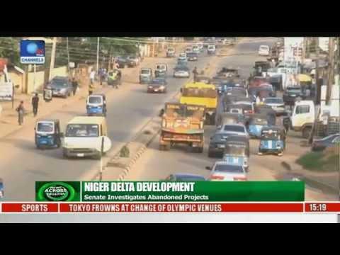 Senate Investigates Abandoned Niger Delta Projects