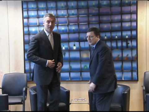 Djukanovic meets Barroso- 9 June 2010