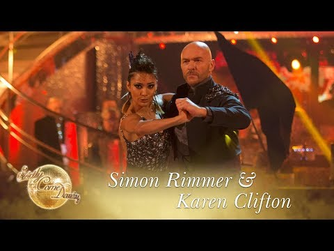 Simon Rimmer and Karen Clifton Paso to 'Song 2' by Blur