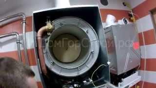 Как устроен газовый котёл Viessmann(, 2014-12-25T01:33:22.000Z)