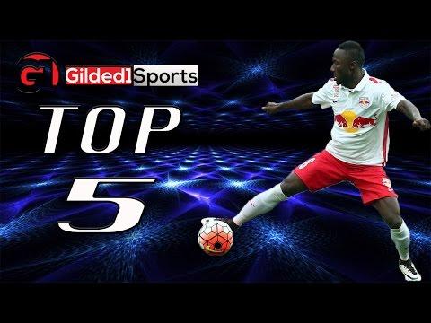 Top 5 African Footballers in Bundesliga