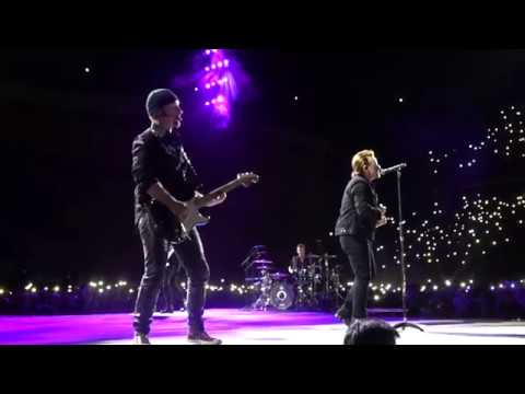 U2 Bad Saitama Super Arena Saitama Japan 2019 12 04