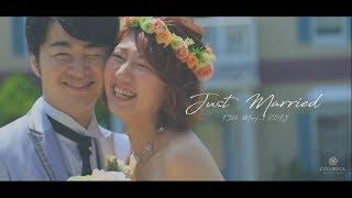 【撮って出しエンドロール】 Tatsuya & Hikaru WEDDING MOVIE