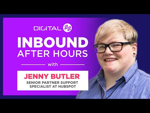 Why Podcasting Is Important with Jenny Butler of HubSpot - Inbound After Hours Podcast - Ep7