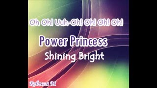 Ever After High: Power Princess Shining Bright - Lyric