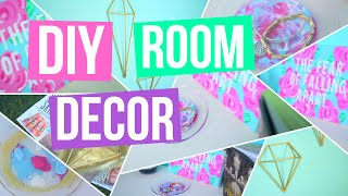 Diy Room Decor: Urban Outfitters & Tumblr Inspired!