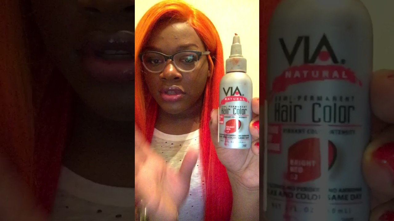 Phoenix Hair Review Via Natural Color Youtube