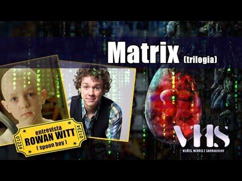 The Matrix 1999  Rowan Witt Spoon Boy   VHS