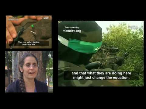 Anat Berko -Talking to terrorists (Reporter:Débora Storch)