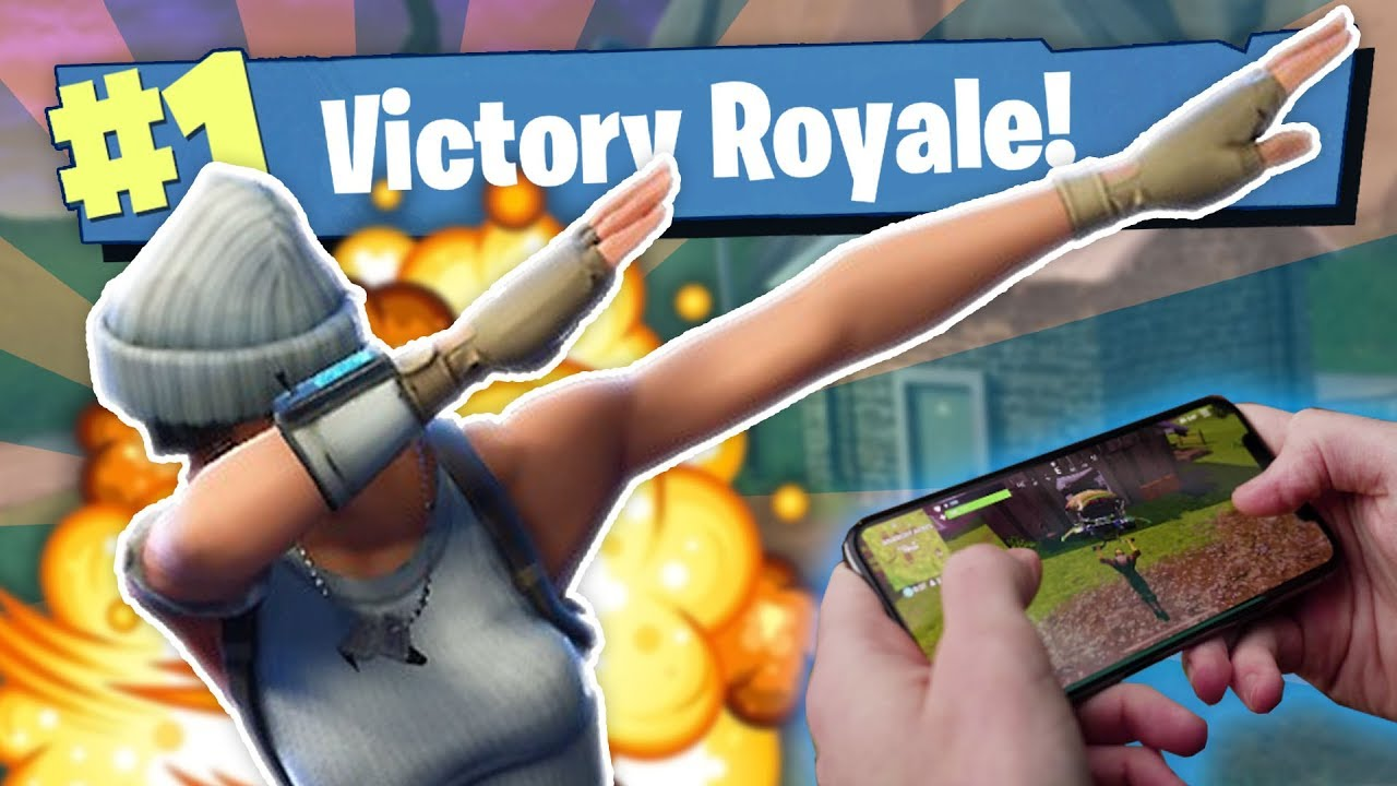 THE WORLDS BEST* FORTNITE MOBILE PLAYER - YouTube