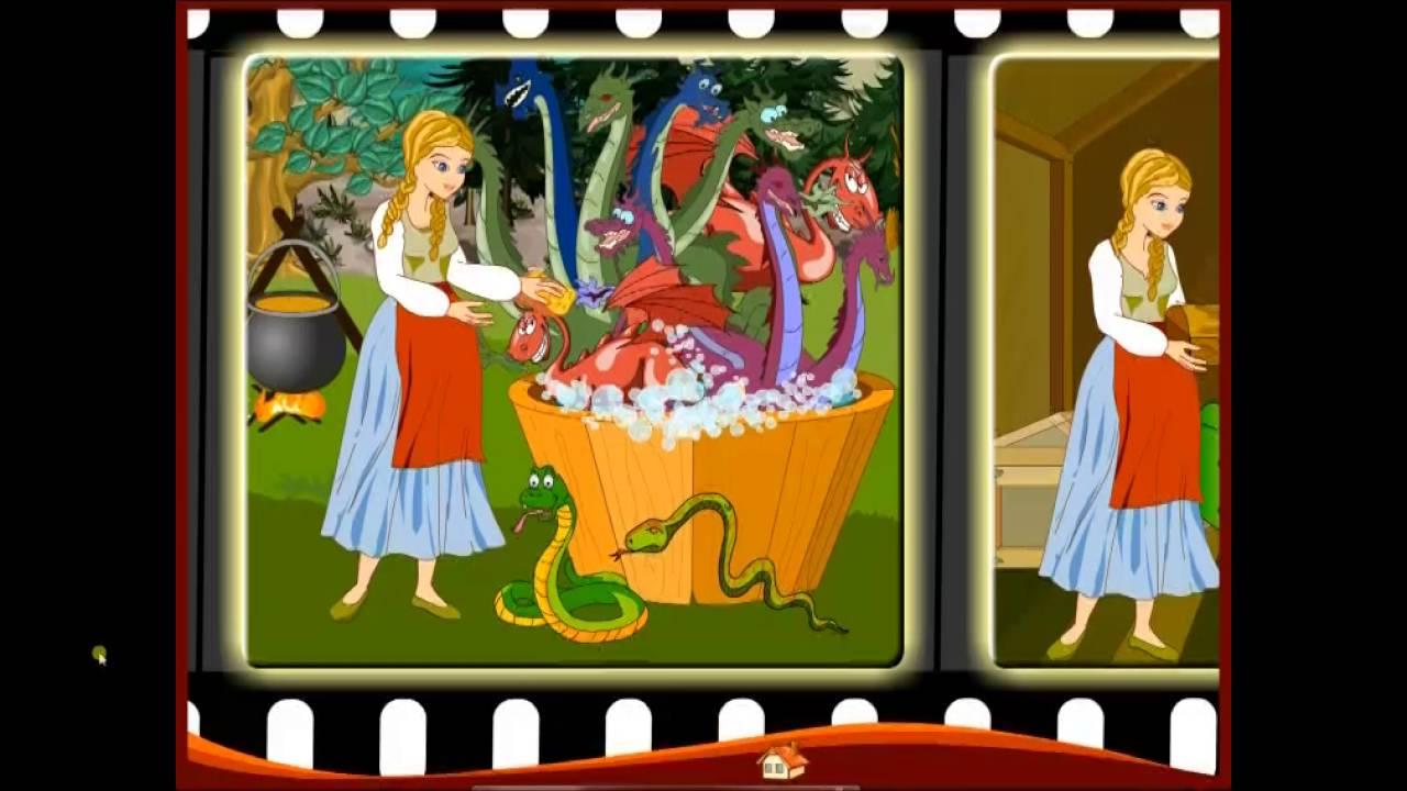 Povesti video pentru copii in limba romana online dating