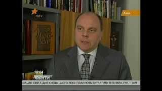 Известные люди Украины читают Шевченко(репортаж канала ICTV программа