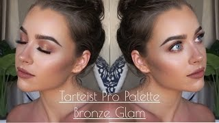 One of Madeleine Edwards's most viewed videos: Tarteist Pro - Bronze Glam | Maddie Edwards