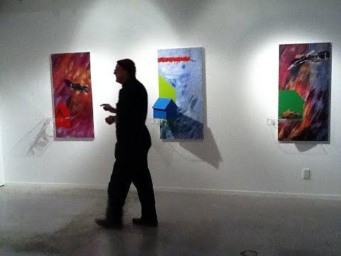 Barbara Strathdee   Artist Talk