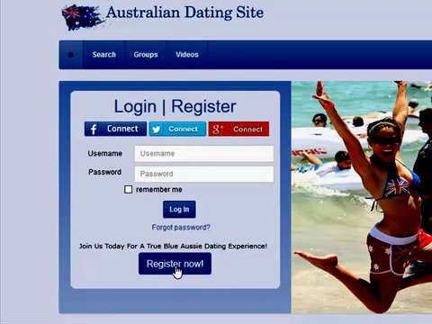 How To Register In Australian Dating Site