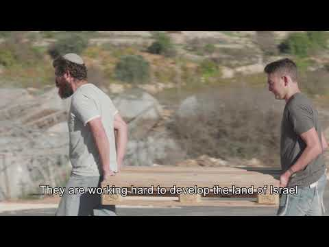 🇮🇱 Israeli Settlements. A Key To Prosperity With Lev Haolam