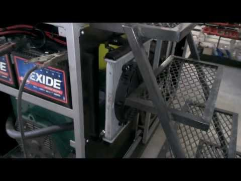 Vulcan Gasifier 25 kW System Overview