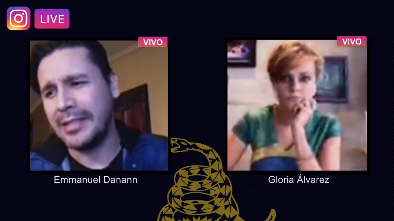 Dogmas por sobre Datos I Gloria Álvarez con Emmanuel Dannan