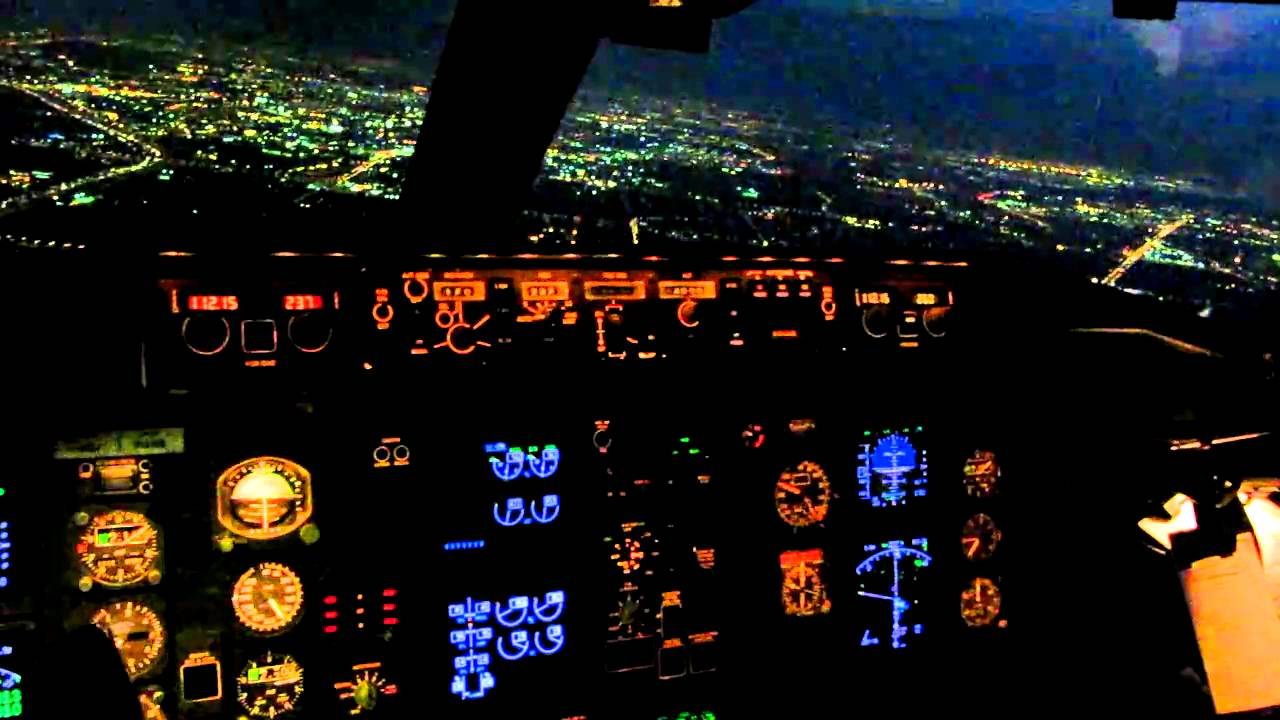 Image result for night landing over toronto