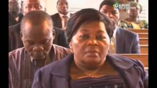 Inauguration du mausolée du feu président Omar Bongo Odimba