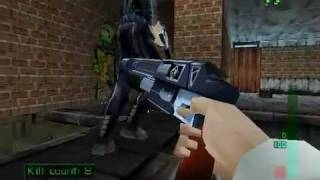 Perfect Dark (N64) Chicago Gameshark Code