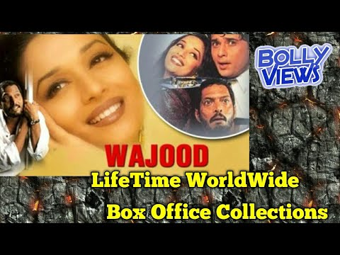 WAJOOD Bollywood Movie LifeTime WorldWide Box Office Collections Verdict Hit Or Flop