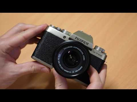 Fujifilm X-T100 - Review and Sample Photos