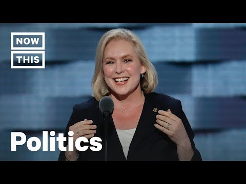 Why Kirsten Gillibrand Is Running for President in 2020 | NowThis