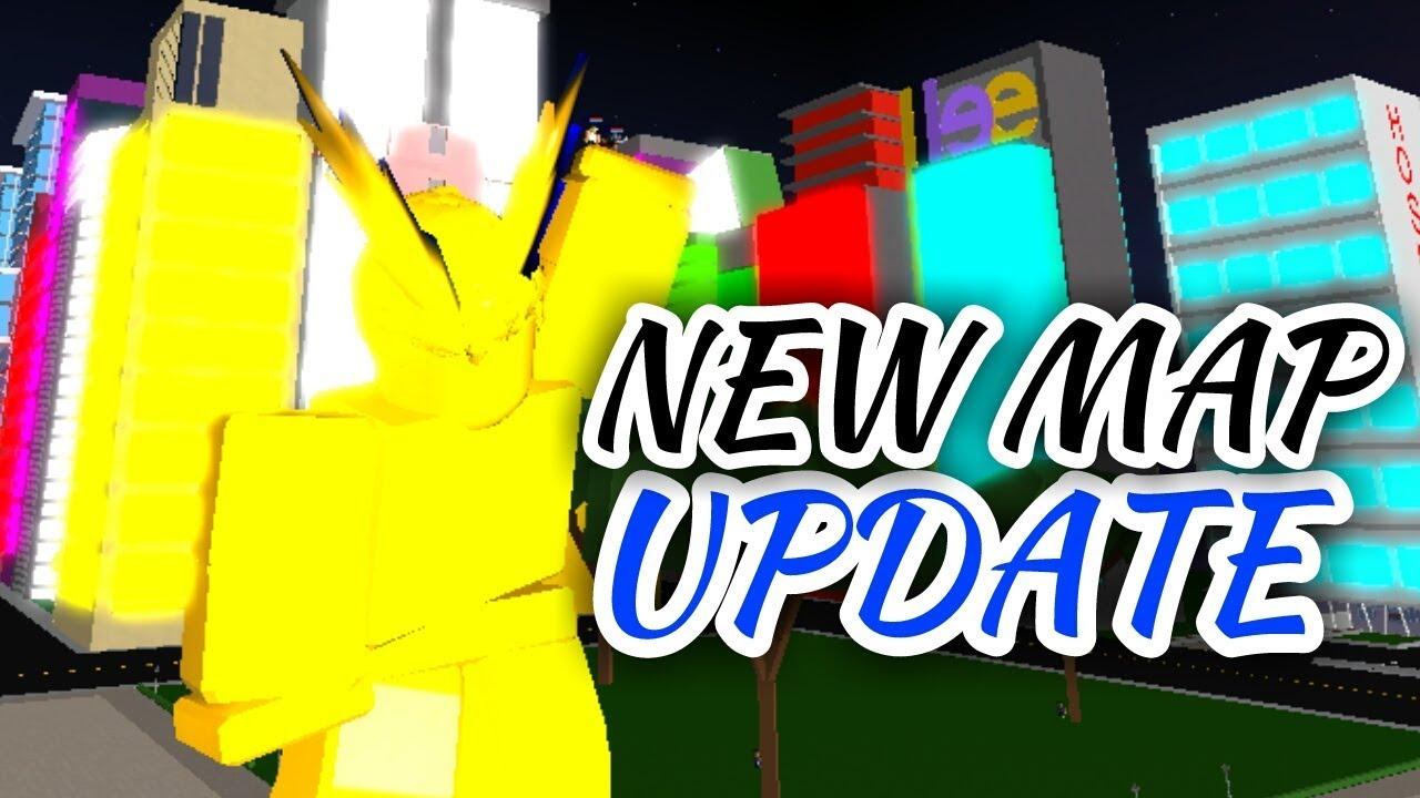 Huge update boku no roblox remastered roblox juegos wiki