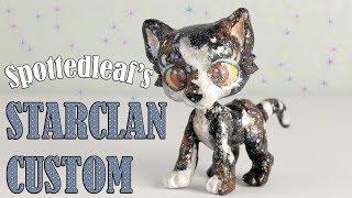 HOW TO MAKE A STARCLAN WARRIOR CAT CUSTOM!