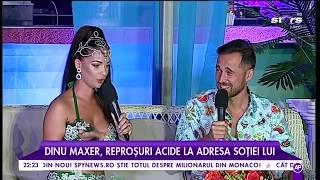 """Deea și Dinu Maxer, apariție de senzație la """"Cool Summer Nights"""""""