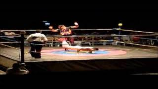 Lucha Libre Colombia CWS Promo Pro Wrestling Colombia