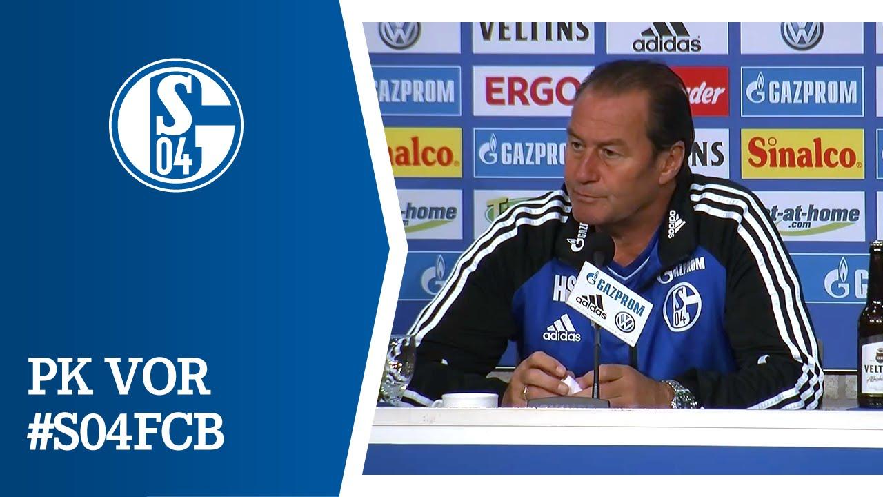 Pressekonferenz Bayern Heute