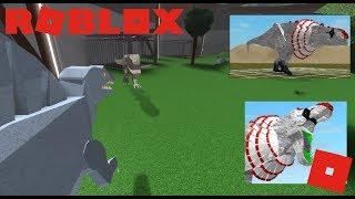 Roblox Dinosaur Hunter - Dino War Update + Clown Rex Animations!