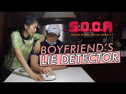 Lie Detector by Alex Gonzaga