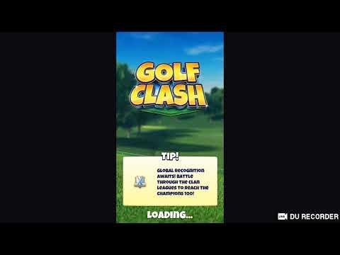 Golf Clash T11 Skyline Practice