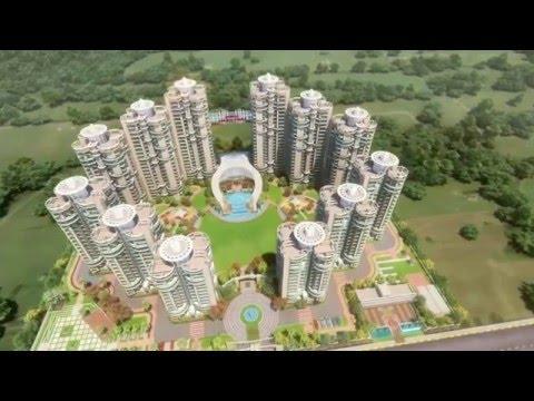 Sector 150 in Noida model of real estate development in NCR-Samridhi Luxuriya Avenue