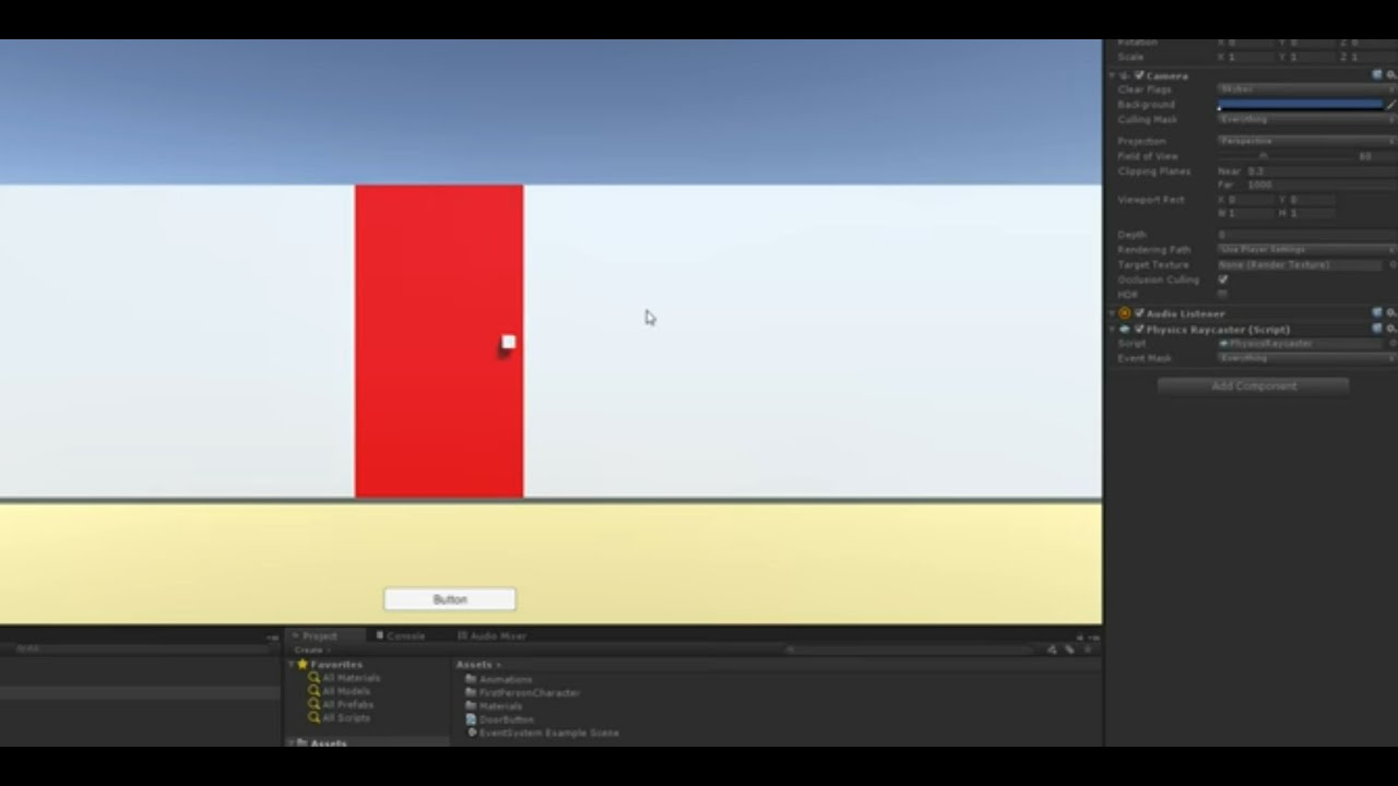 EventSystem in Unity
