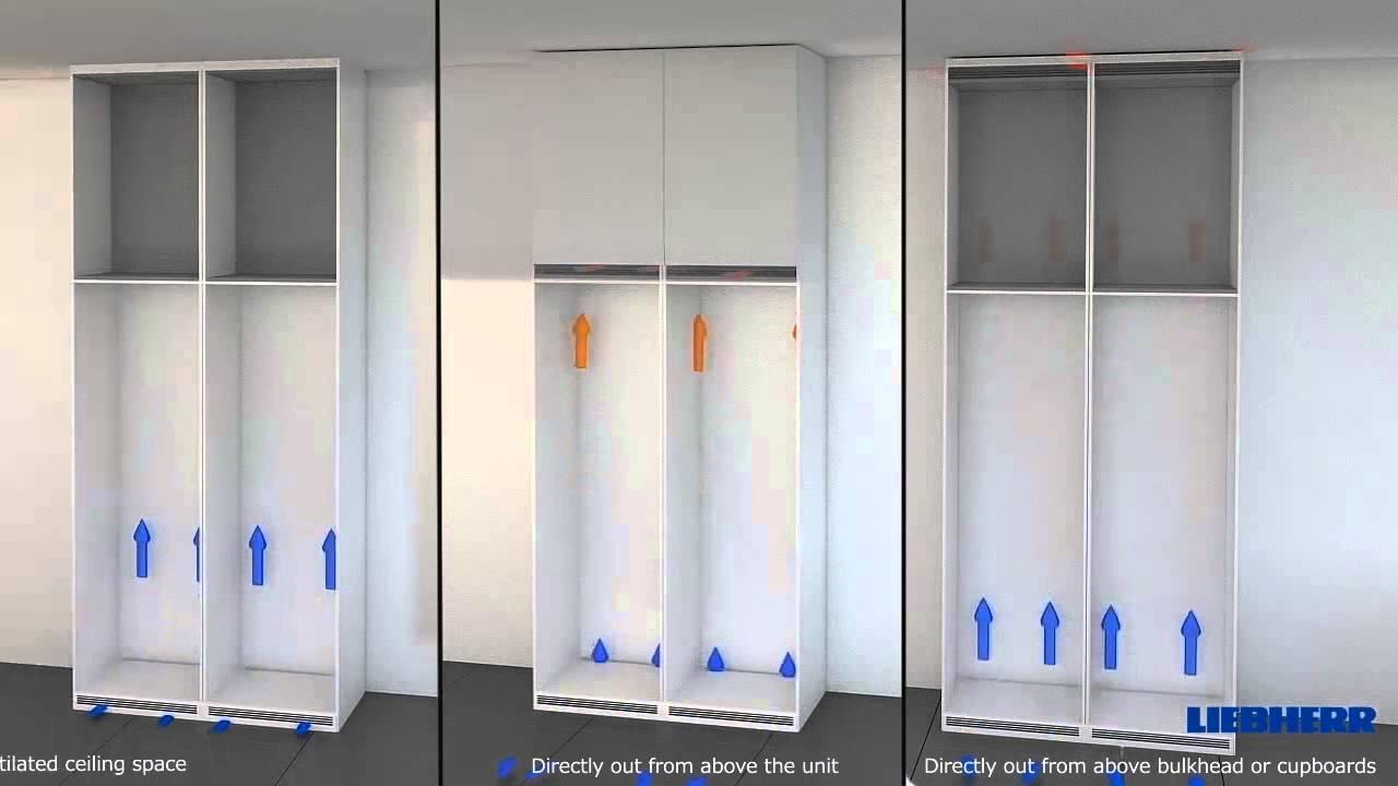 liebherr berloni appliances ventilation installation guide youtube rh youtube com Miele Appliances liebherr refrigerator user manual