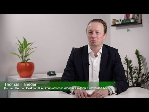 What are your associations with Serbia and why? -Interview with TPA Serbia partner Thomas Haneder #1