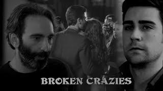 broken crazies | goz hapsi | AU