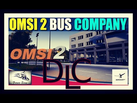 [FR] Découverte Bus Company Simulator  + Map Hamburg Day & Night Omsi 2