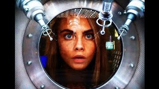 Валериан и город тысячи планет - первый официальный трейлер 2017 HD, фильм Люка Бессона