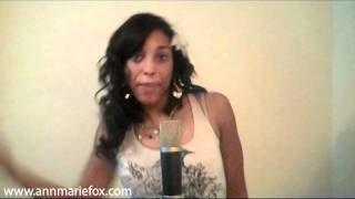 Beyonce - Countdown 4 Cover-Acapella Remix - AnnMarie Fox