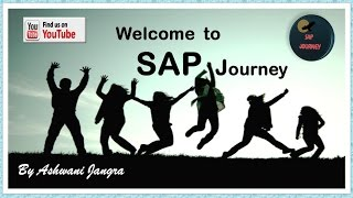What is SAP & ERP. SAP tutorial for beginners (Hindi Version) - Initial Part 1.