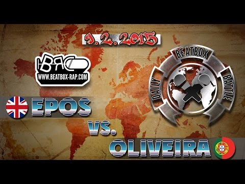 Epos VS Oliveira     Daily Beatbox Battle ( 2015-02-09 )