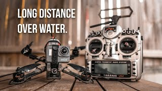 Long distance flying over water I Xhover Stingy